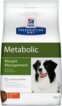 Заказать Hills Prescription Diet Metabolic Canine Original / Лечебный корм для Коррекции веса Собак по цене 2410 руб