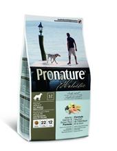 Pronature Holistic / Сухой корм Пронатюр Холистик для собак для кожи и шерсти Лосось с рисом
