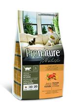 Pronature Holistic / Сухой корм Пронатюр Холистик для кошек беззерновой Утка с апельсином