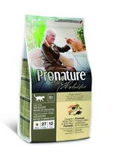 Pronature Holistic / Сухой корм Пронатюр Холистик для кошек низкокалорийный океаническая белая рыба с рисом