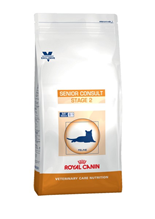 Заказать Royal Canin Senior Consult Stage 2 / Ветеринарный сухой корм Роял Канин Сеньор Консалт для Пожилых кошек старше 7 лет Стадия 2 по цене 320 руб