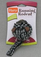 "Hartz Running Rodent / Игрушка Хартц для кошек мягкая ""Убегающая мышка"""
