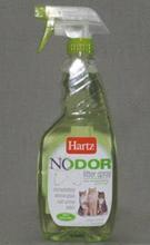 Hartz Nodor litter spray (clean scent) / Средство Хартц Уничтожитель запахов в кошачьих туалетах (с ароматизатором)