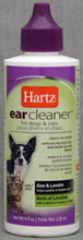 Hartz Ear Cleaner / Средство Хартц для очищения Ушей собак и кошек