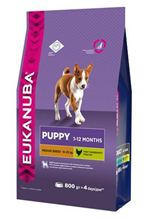 Eukanuba Puppy Medium Breed / Сухой корм Эукануба для Щенков Средних пород с Курицей