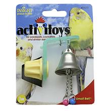 JW Small Bell / Игрушка для птиц Колокольчик