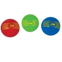 JW iSqueak Ball / Игрушка для собак Мяч с Пищалкой каучук