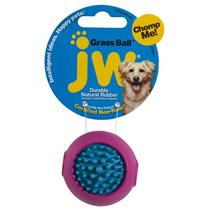 JW Grass Ball / Игрушка для собак Мячик с Ёжиком каучук