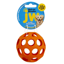 Заказать JW Hol ee Bowler Toys / Игрушка для собак Мяч с круглыми отверстиями по цене 370 руб