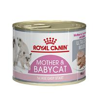 Royal Canin Mother & Babycat Instinctive / Влажный корм (Консервы) Роял Канин Бэйбикэт Инстинктив для Котят в возрасте до 4 месяцев Мусс (цена за упаковку)