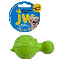 Заказать JW Ruffians Turtle / Игрушка для собак Черепашка с пищалкой каучук по цене 340 руб