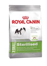 Royal Canin X-Small Adult Sterilised / Сухой корм Роял Канин Икс-Смолл Эдалт Стерилайзд для Стерилизованных взрослых собак Мелких пород