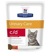 Hills Prescription Diet c\d Stress Urinary Care / Лечебный корм Хиллс для кошек при Цистите Курица