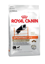 Royal Canin Sporting Life Agility 4100 Large / Сухой корм Роял Канин Спортинг Лайф Аджилити 4100 для собак Средних и Крупных пород (от 10 кг), подверженных Кратким, но интенсивным физическим нагрузкам