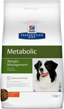 Заказать Hills Prescription Diet Metabolic Canine Original / Лечебный корм для Коррекции веса Собак по цене 1120 руб