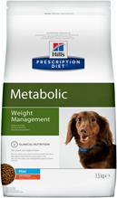 Заказать Hills Prescription Diet Metabolic Canine Mini / Лечебный корм и для Коррекции веса Собак Мелких пород по цене 1220 руб