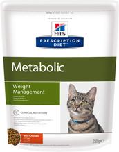 Hills Prescription Diet Metabolic Weight Management / Лечебный корм Хиллс для кошек Коррекция веса Курица