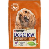 Purina Dog Chow Mature Adult 5+ Lamb / Сухой корм Пурина Дог Чау для собак Старшего возраста Ягненок