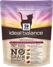 Заказать Hills Ideal Balance Adult Chicken & Potato No-Grain Feline / Сухой корм для Кошек Беззерновой с Курицей и Картофелем по цене 260 руб