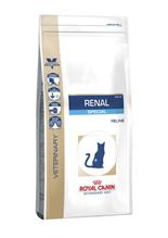 Заказать Royal Canin Renal Special RSF26 / Ветеринарный сухой корм Роял Канин Ренал Спешиал для кошек Заболевание почек (хроническая почечная недостаточность) по цене 530 руб