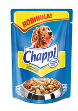Заказать 10114972 Чаппи пауч Курочка аппетитная 24*100г по цене 360 руб