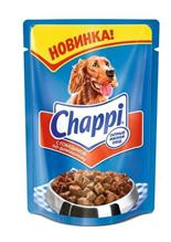 Заказать 10114994 Чаппи пауч Говядина по-домашнему 24*100г по цене 340 руб