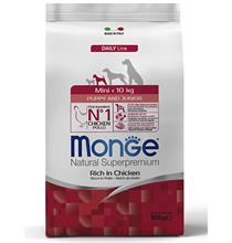 Monge Dog Puppy Mini / Сухой корм Монж для Щенков Мелких пород