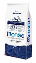 Monge Dog Adult Medium / Сухой корм Монж для взрослых собак Средних пород