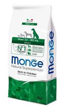 Monge Dog Adult Maxi / Сухой корм Монж для взрослых собак Крупных пород