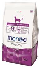 Monge Cat Adult Chicken / Сухой корм Монж для Взрослых кошек Курица