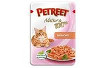 Заказать Petreet / Паучи для кошек Лосось по цене 2140 руб