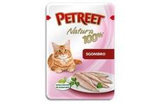 Заказать Petreet / Паучи для кошек Макрель по цене 2140 руб