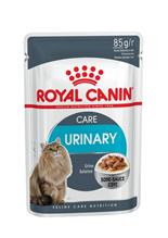 Royal Canin Urinary Care / Влажный корм (Консервы-Паучи) Роял Канин Уринари Кэа для кошек Профилактика Мочекаменных болезней (цена за упаковку)