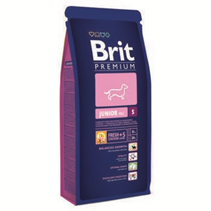 Заказать Brit Premium Junior S / Сухой корм для Щенков и молодых собак Мелких пород по цене 1640 руб
