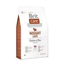 Brit Care Weight Loss Rabbit & Rice / Сухой корм Брит для взрослых собак склонных к Полноте Кролик Рис