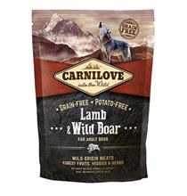 Brit Carnilove Lamb & Wild Boar / Сухой корм Брит Карнилав для взрослых собак Беззерновой Ягненок и Дикий Кабан