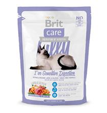 Brit Care Lilly Sensitive Digestion / Сухой корм Брит Беззерновой для кошек с чувствительным пищеварением
