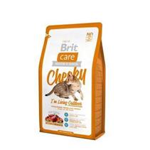Brit Care Cheeky Outdoor / Сухой корм Брит для Активных кошек и кошек Уличного содержания