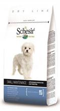 Schesir / Сухой корм для Собак Мелких пород с Рыбой
