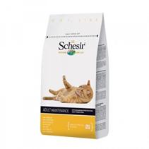 Schesir / Сухой корм для Кошек с Курицей