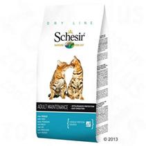 Заказать Schesir / Сухой корм для Кошек с Рыбой по цене 290 руб
