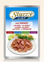 Заказать Stuzzy / Консервы для Кошек Говядина Цена за упаковку по цене 1350 руб