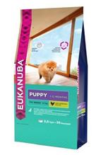 Eukanuba Puppy Toy Breed / Сухой корм Эукануба для Щенков Миниатюрных пород с Курицей