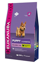 Eukanuba Puppy Small Breed / Сухой корм Эукануба для Щенков Мелких пород с Курицей