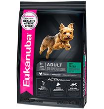 Eukanuba Adult Toy Breed / Сухой корм Эукануба для взрослых собак Миниатюрных пород с Курицей