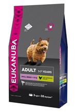 Eukanuba Adult Small Breed / Сухой корм Эукануба для взрослых собак Мелких пород с Курицей