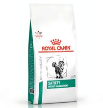 Royal Canin Satiety Weight Management SAT34 / Ветеринарный сухой корм Роял Канин Сетаети Вейт Менеджмент для кошек Контроль избыточного веса