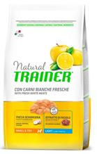 Заказать Trainer Natural Small & Toy Adult Light / Сухой корм для взрослых собак Мелких и Миниатюрных пород с Избыточным весом по цене 510 руб
