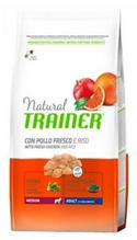 Trainer Natural Medium Adult Chicken & Rice / Сухой корм Трейнер для взрослых собак Средних пород Курица и Рис