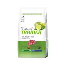 Trainer Natural Maxi Adult Beef & Rice / Сухой корм Трейнер для взрослых собак Крупных пород Говядина и Рис